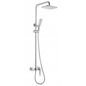 Купить смеситель с тропическим душем в нижнем дизайн ванной комнаты тверь